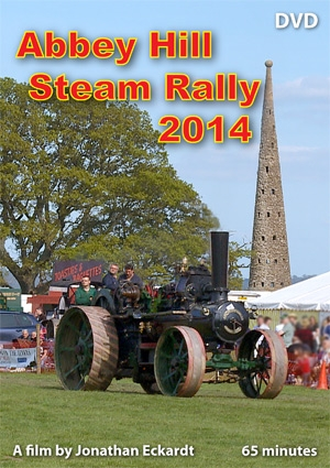 Abbey Hill Steam Rally DVD 2014